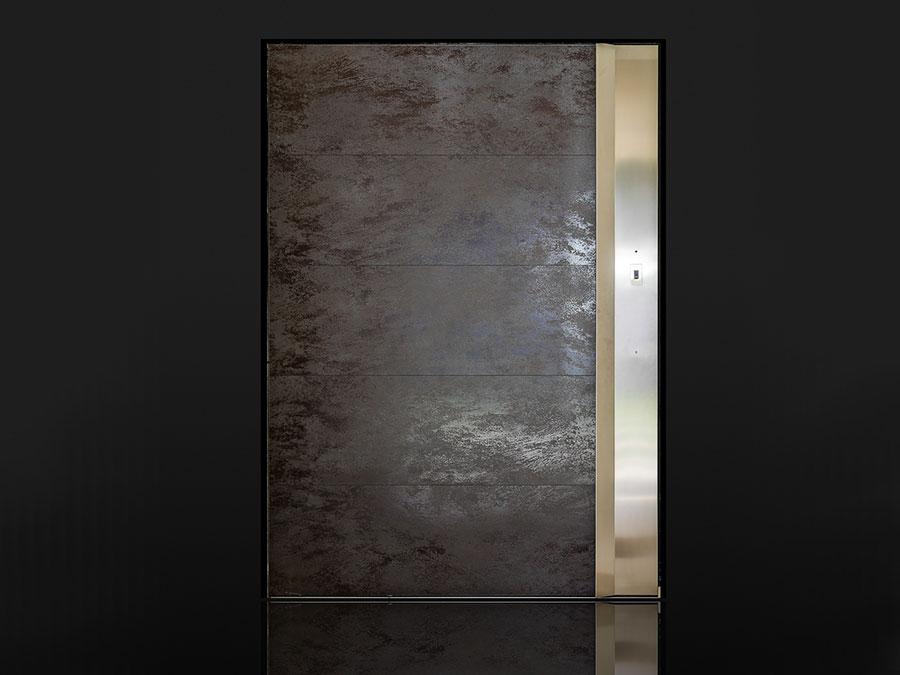 Porta di ingresso dal design moderno n.48