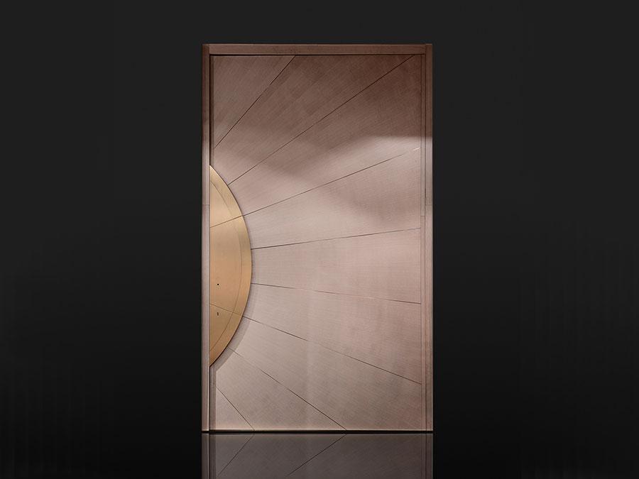 Porta di ingresso dal design moderno n.49
