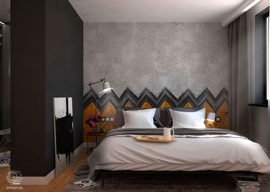 Beautiful Pareti Camera Da Letto Colorate Gallery - House Design ...