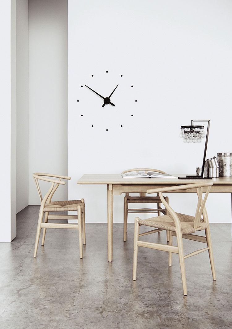 30 idee per arredare una sala da pranzo moderna for Stanza da pranzo moderna