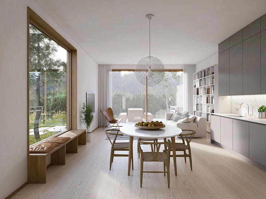 30 Idee per Arredare una Sala da Pranzo Moderna | MondoDesign.it