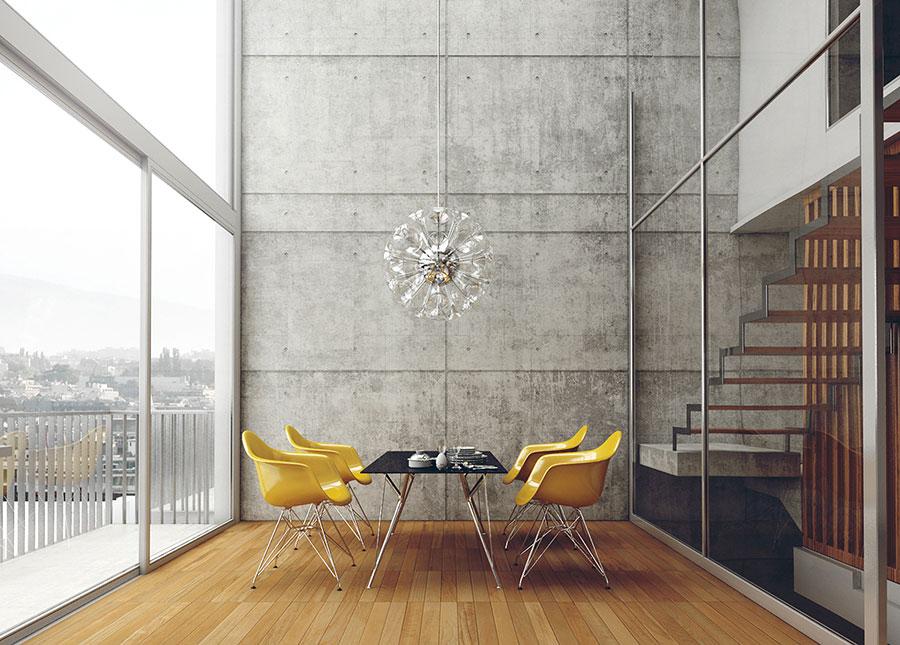 Oltre 100 idee per arredare una sala da pranzo moderna for Stanza da pranzo moderna