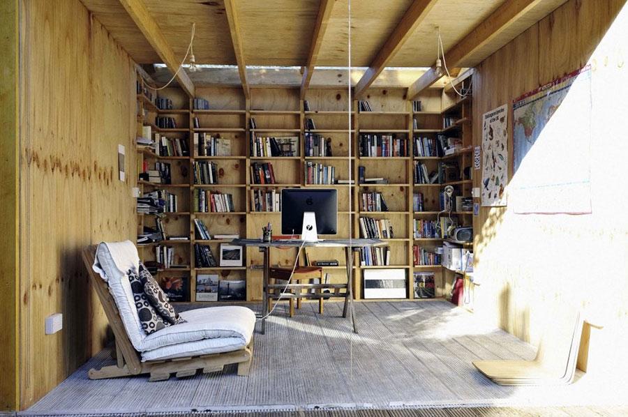 20 idee di design per arredare uno studio in casa for Arredo design