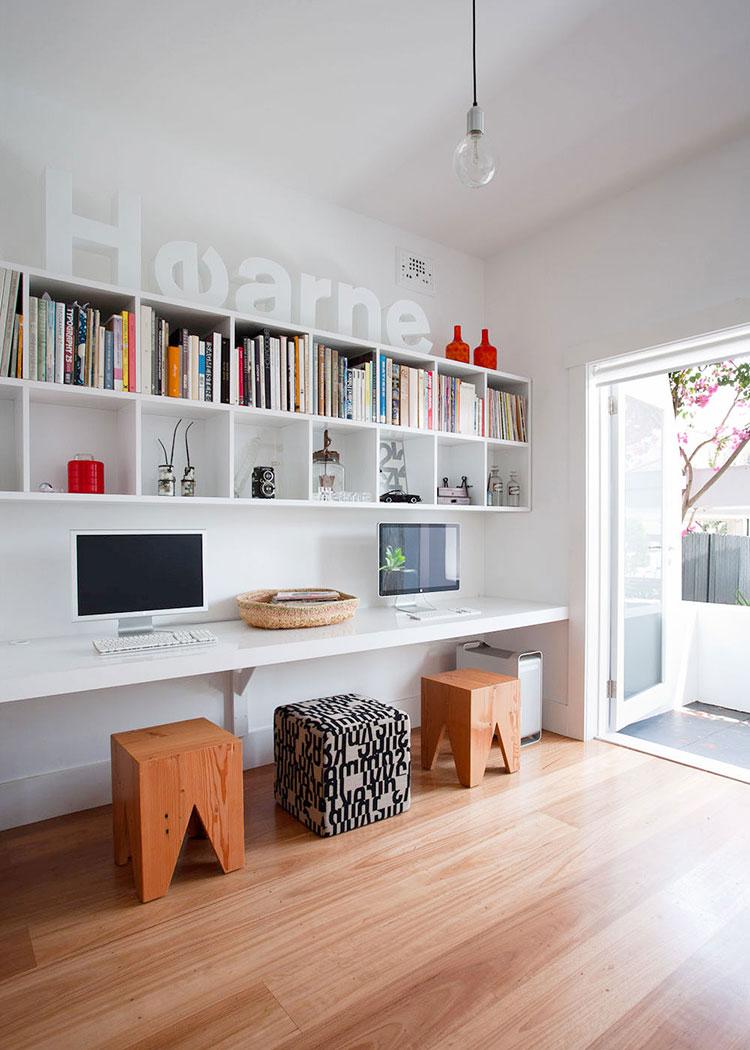 Stanza Studio In Casa 47 idee di design per arredare uno studio in casa