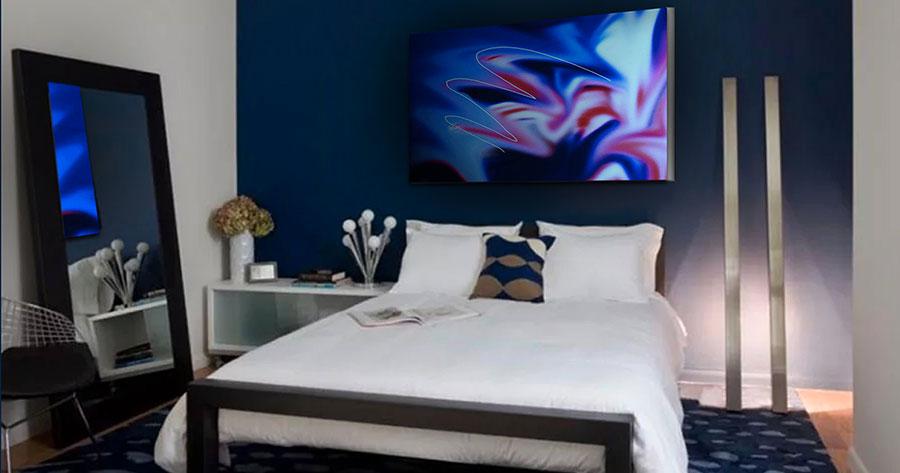 50+ Idee per Colori di Pareti per la Camera da Letto ...