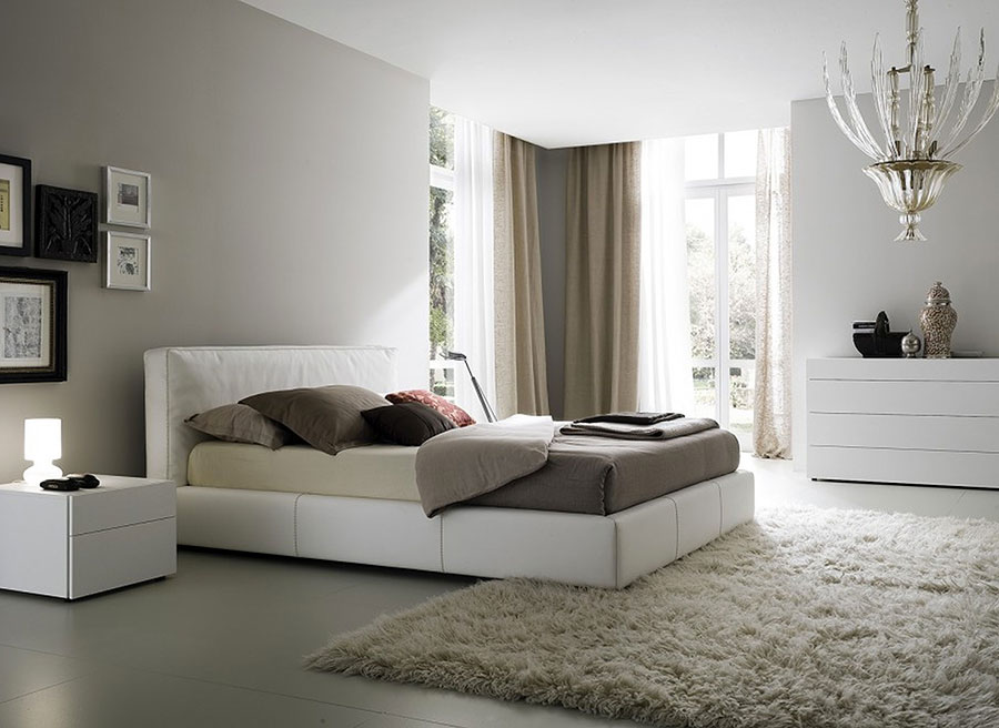 Stunning Colori Camera Da Letto Pareti Contemporary - House Design ...