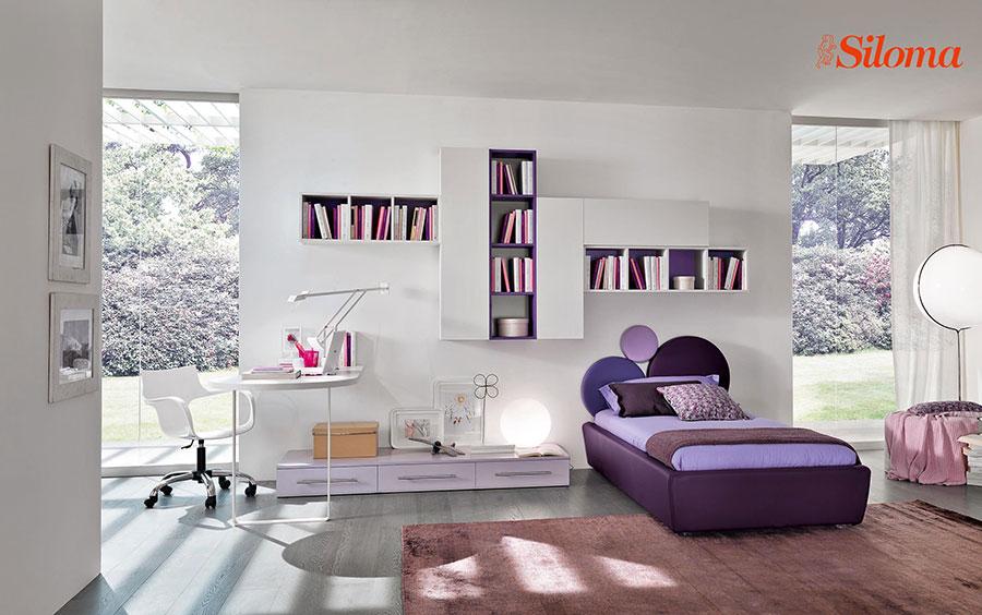 Camerette moderne per ragazze ecco 20 bellissimi modelli - Camere da letto moderne per ragazze ...
