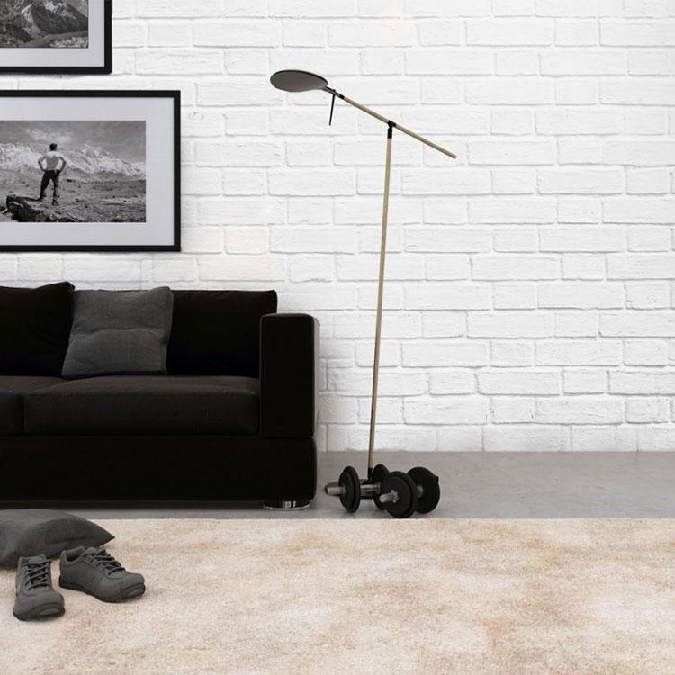 carta da parati effetto mattoni 20 modelli sorprendenti. Black Bedroom Furniture Sets. Home Design Ideas