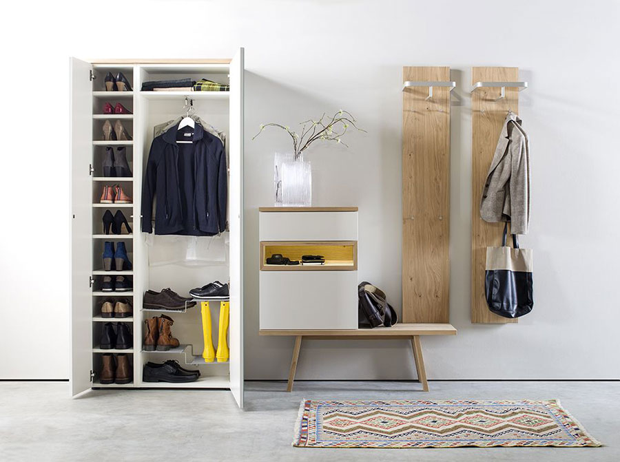 Mobili per Ingresso Moderni dal Design Particolare | MondoDesign.it