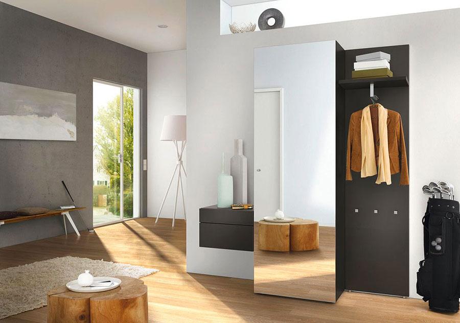 Mobili per ingresso moderni dal design particolare for Ingresso casa moderno