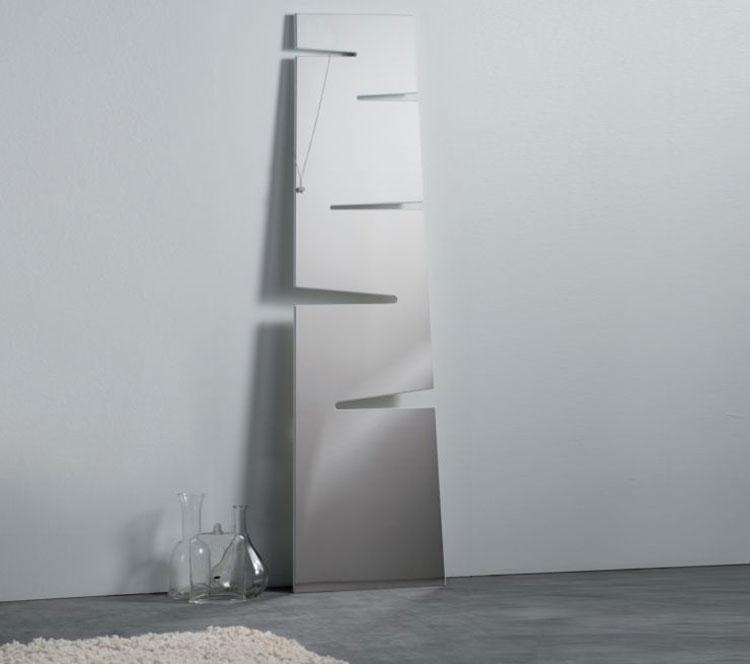 Modello di specchio da terra dal design moderno n.10