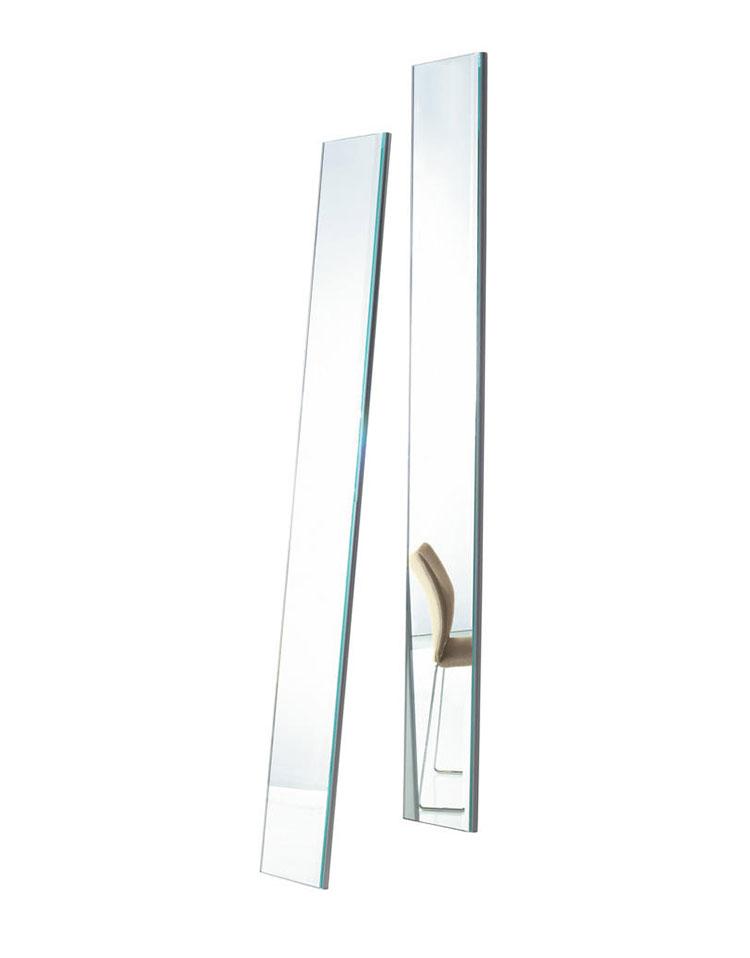 Modello di specchio da terra dal design moderno n.19
