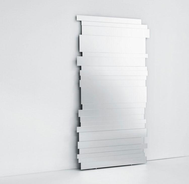 Modello di specchio da terra dal design moderno n.25