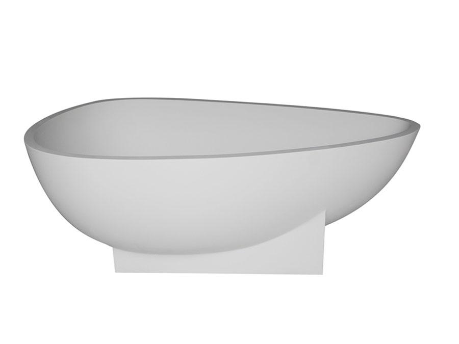 Vasca da bagno irregolare a libera installazione n.09