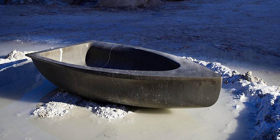 Vasca da bagno irregolare a libera installazione n.11