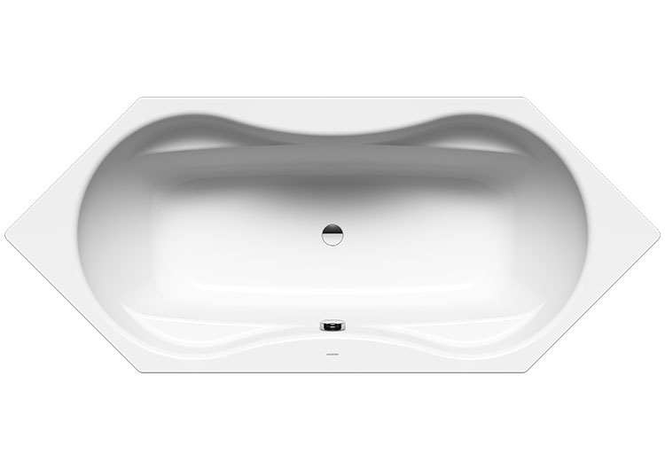 Vasca da bagno irregolare a incasso n.23