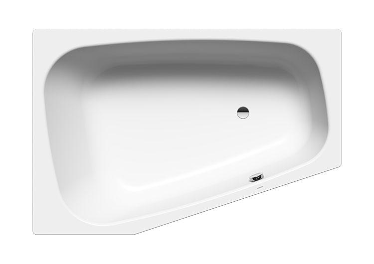 Vasca da bagno irregolare a incasso n.24