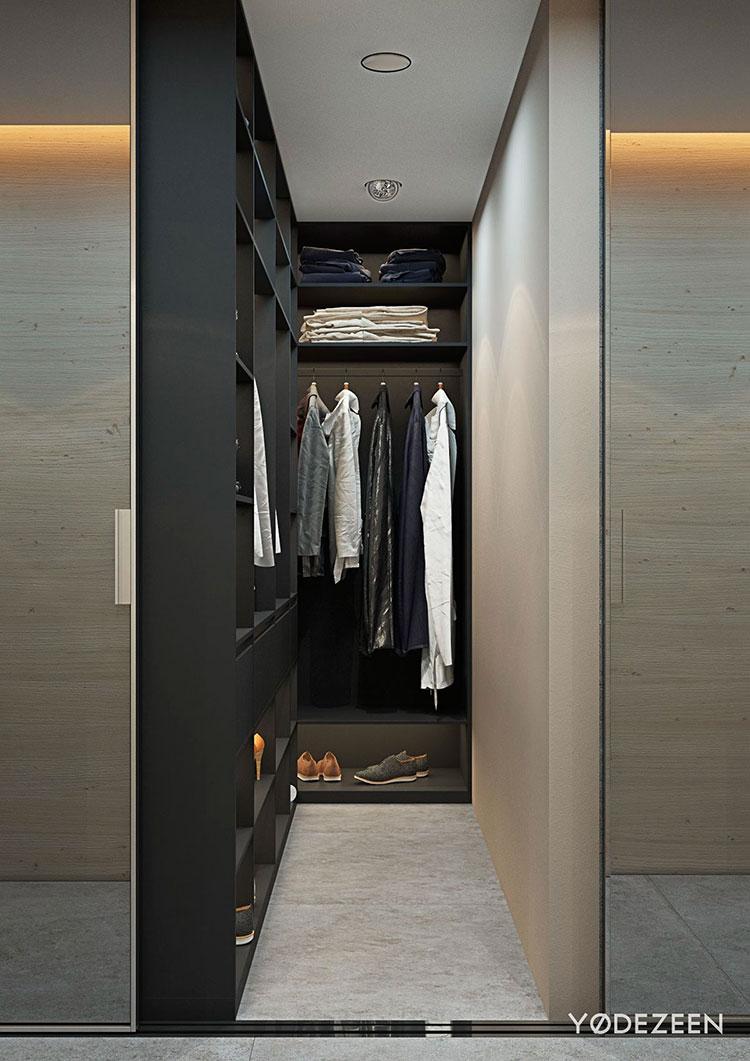 Idee di design per arredare un piccolo appartamento n.10