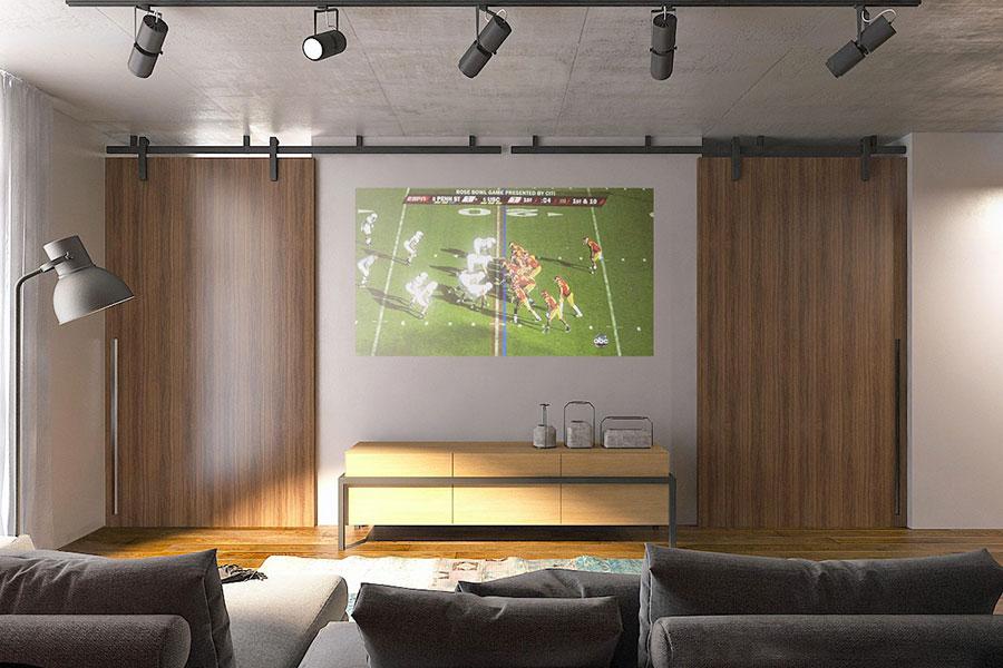 Idee di design per arredare un piccolo appartamento n.14