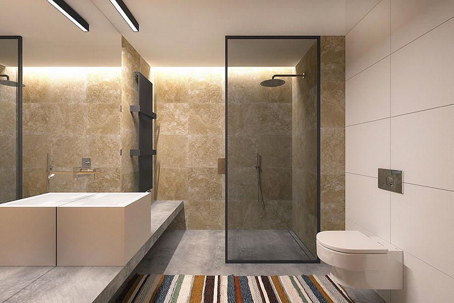 Idee di design per arredare un piccolo appartamento n.20