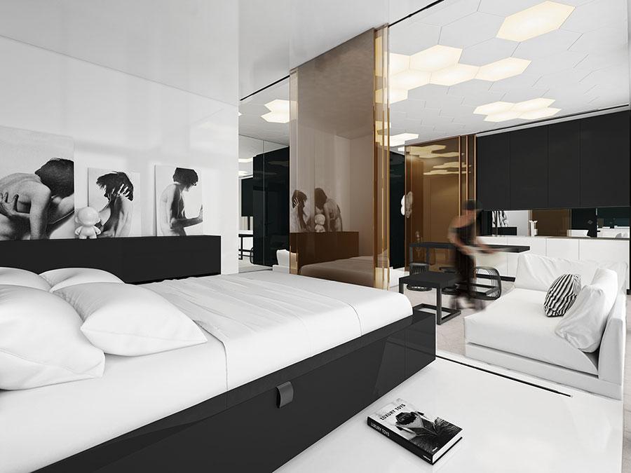 Idee di design per arredare un piccolo appartamento n.31