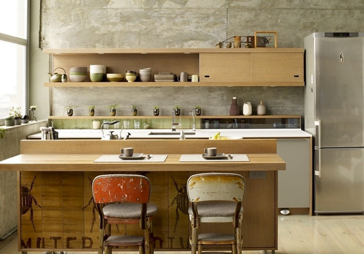 Come arredare casa in stile giapponese l 39 incontro tra for Zen style kitchen designs