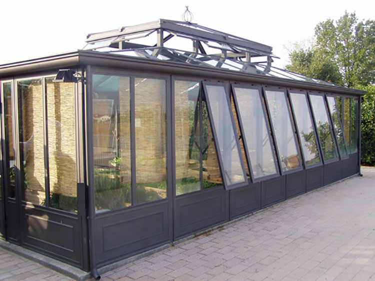 Giardino D Inverno Usato : Giardini d inverno scopriamo modelli di verande