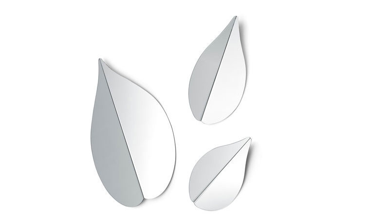 Specchio di design da parete per ingresso n.10
