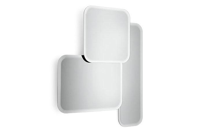 Specchio di design da parete per ingresso n.11