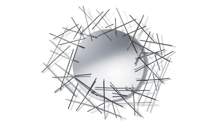 Specchio di design da parete per ingresso n.17