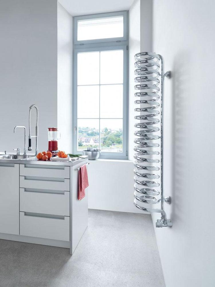 Modello di termosifone di design innovativo n.21