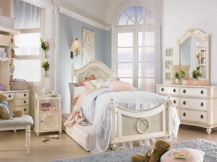 Camerette Country Chic ~ Design casa creativa e mobili ispiratori