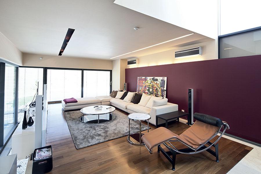 Progetto di casa prefabbrica in legno dal design moderno n.41