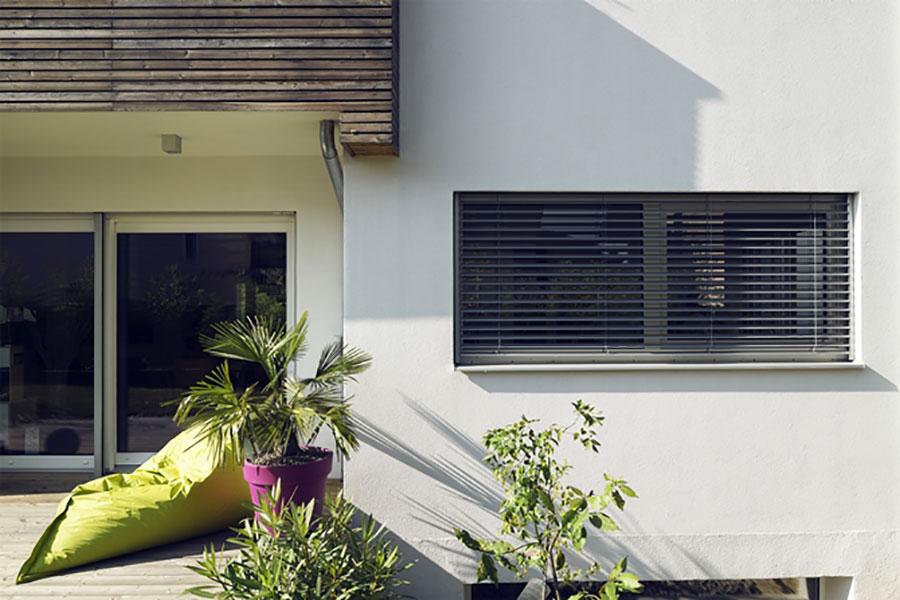 Progetto di casa prefabbrica in legno dal design moderno n.49