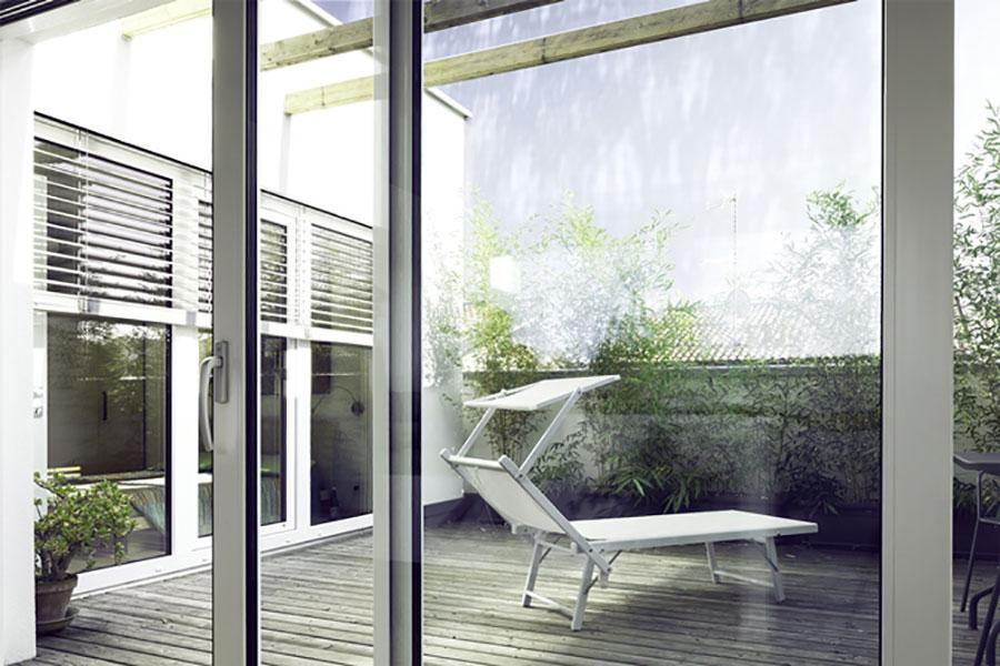 Progetto di casa prefabbrica in legno dal design moderno n.52