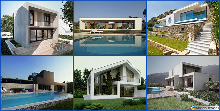 Case prefabbricate in legno ecologiche dal design moderno for Design interni case moderne