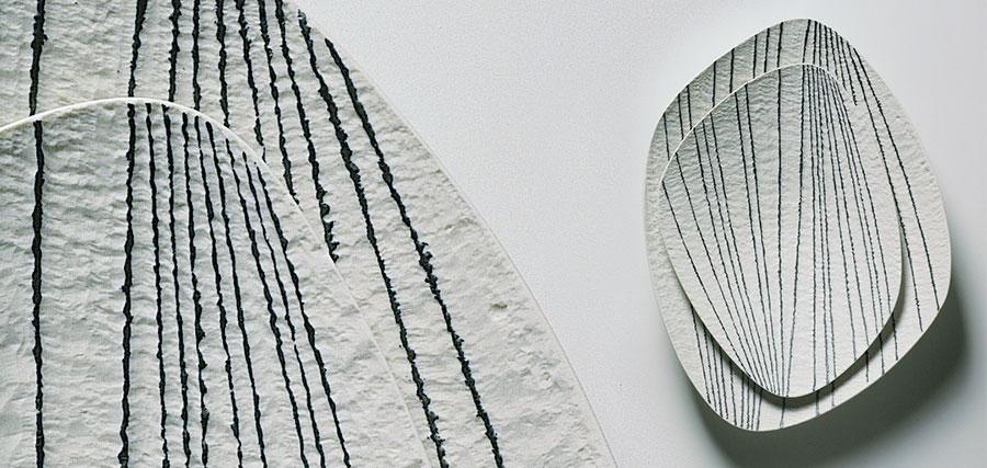 Modello di centrotavola di design n.28