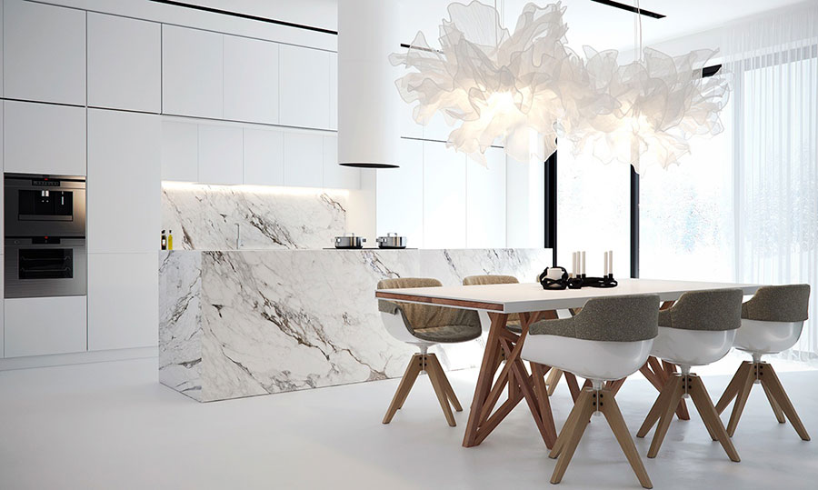 Stunning Marmo In Cucina Gallery - Ideas & Design 2017 ...