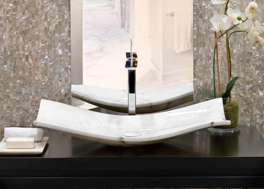 30 modelli di lavabo bagno in pietra da appoggio mondodesign.it