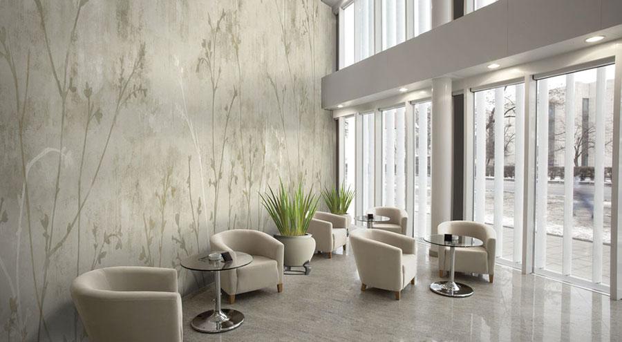 Rivestimenti per pareti interne in PVC originali n.06