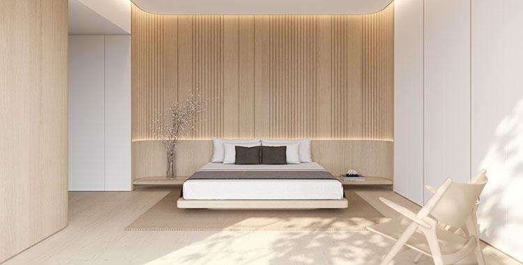 Interior Design Camera Da Letto.Camere Da Letto Minimal 50 Idee Di Arredamento Essenziale