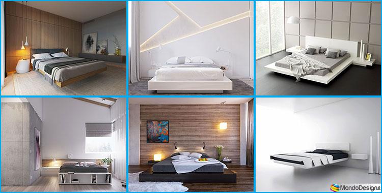 Camere da letto minimal 30 idee di arredamento essenziale - Idee x arredare camera da letto ...