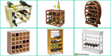 Cantinette Vino in Legno: 20 Bellissimi Modelli da Acquistare Online