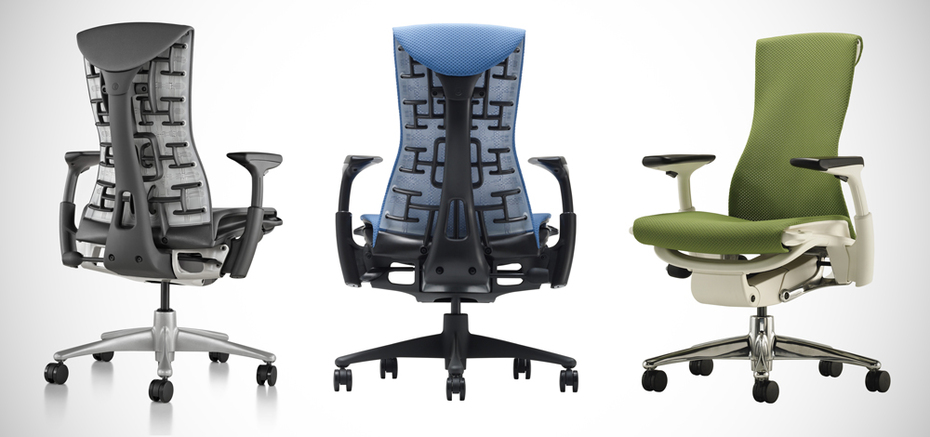 Poltrone Ufficio Herman Miller.Sedie Di Design 5 Modelli Firmati Herman Miller Mondodesign It