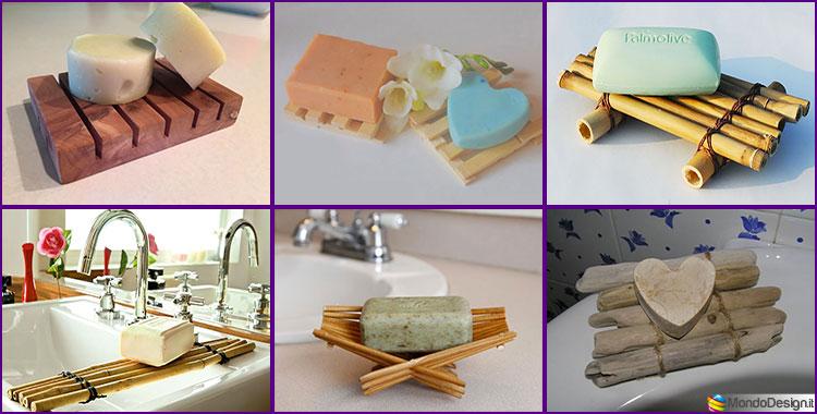 Portasapone fai da te 20 idee creative semplici e originali - Idee casa fai da te ...