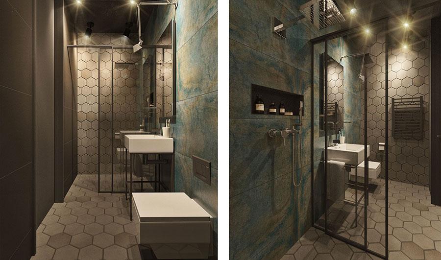Idee per arredare e decorare le pareti con il grigio tortora n.18