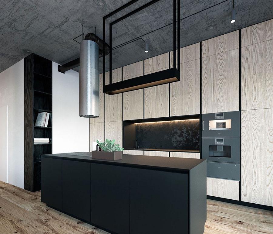 Idee per arredare e decorare le pareti con il grigio tortora n.27
