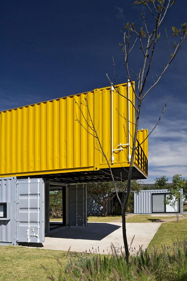Progetto per container abitativo n.29