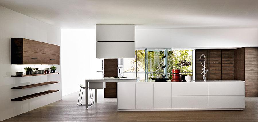 Modello di cucina da sogno moderna n.04