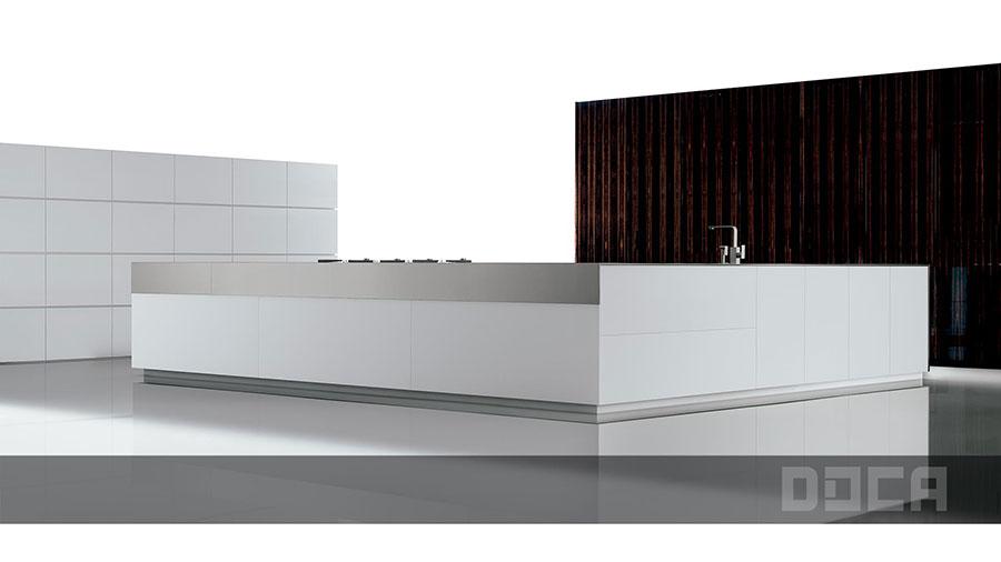 Modello di cucina da sogno moderna n.15